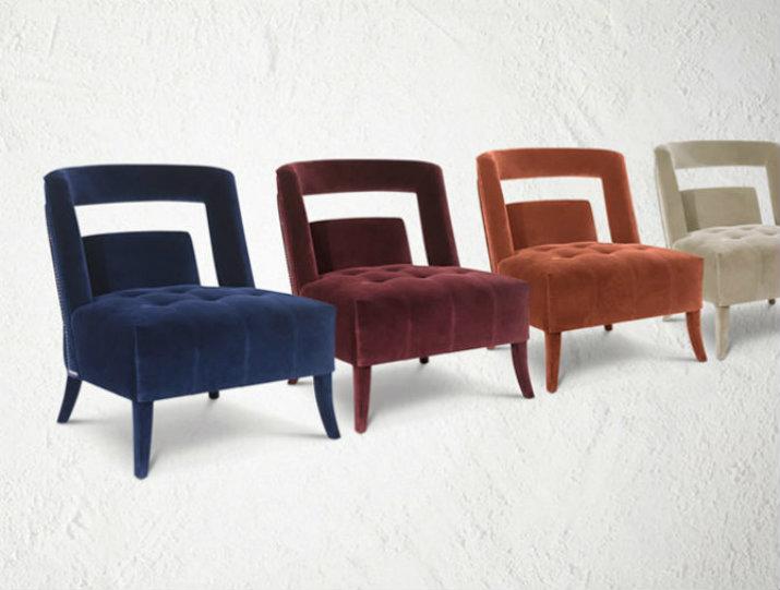 les plus beaux fauteuils pour votre chambre. Black Bedroom Furniture Sets. Home Design Ideas