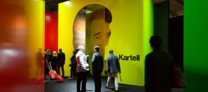 salone del mobile Les nouveaux produits de Kartell Capa 710x315