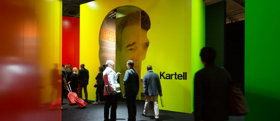 salone del mobile Les nouveaux produits de Kartell Capa