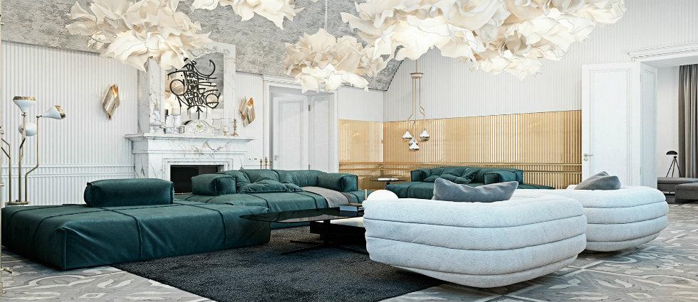 Un appartement de luxe en Italie