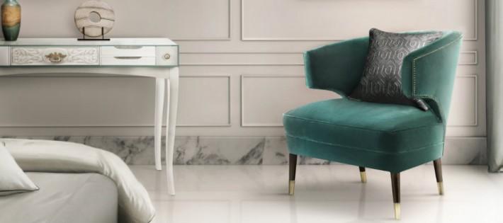Les plus beaux fauteuils pour votre chambre