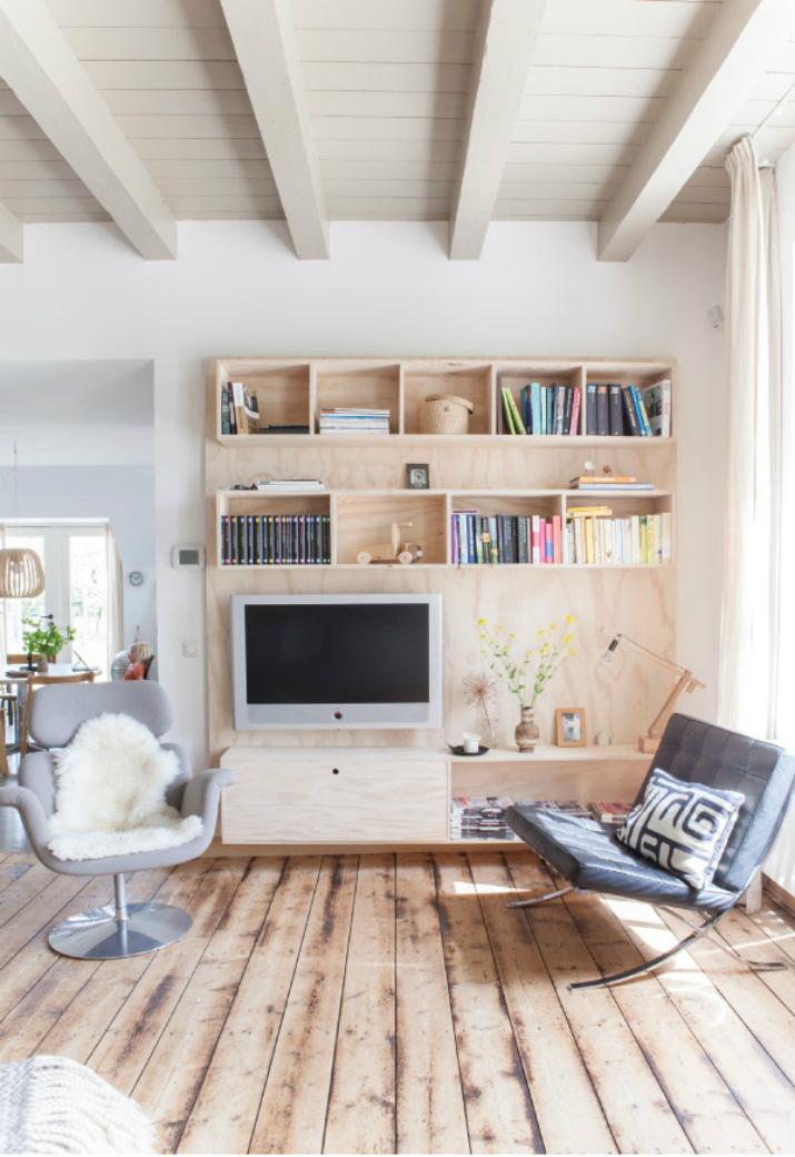 2 décoration d'intérieur Le rôle du bois dans la décoration d'intérieur 2