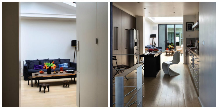 Une maison rénovée par Philippe Demougeot Philippe Demougeot Une maison rénovée par Philippe Demougeot 421