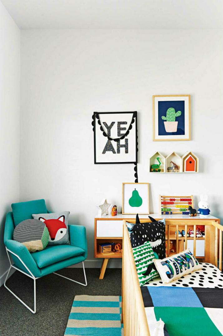 4  Des chambres d'enfants par François Champsaur 428
