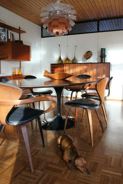 Des salles à manger inspirées par les années 50 salles à manger Des salles à manger inspirées par les années 50 434