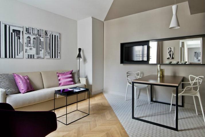 La déco de l'Hôtel Citadines à Paris À la suite de projets Fusion Interiors Group, ils ont vu le chiffre d'affaires des entreprises de doublage, les valeurs de propriété privée de plus en plus, et les rendements locatifs immobiliers multipliant. hôtels La déco de l'Hôtel Citadines à Paris 64