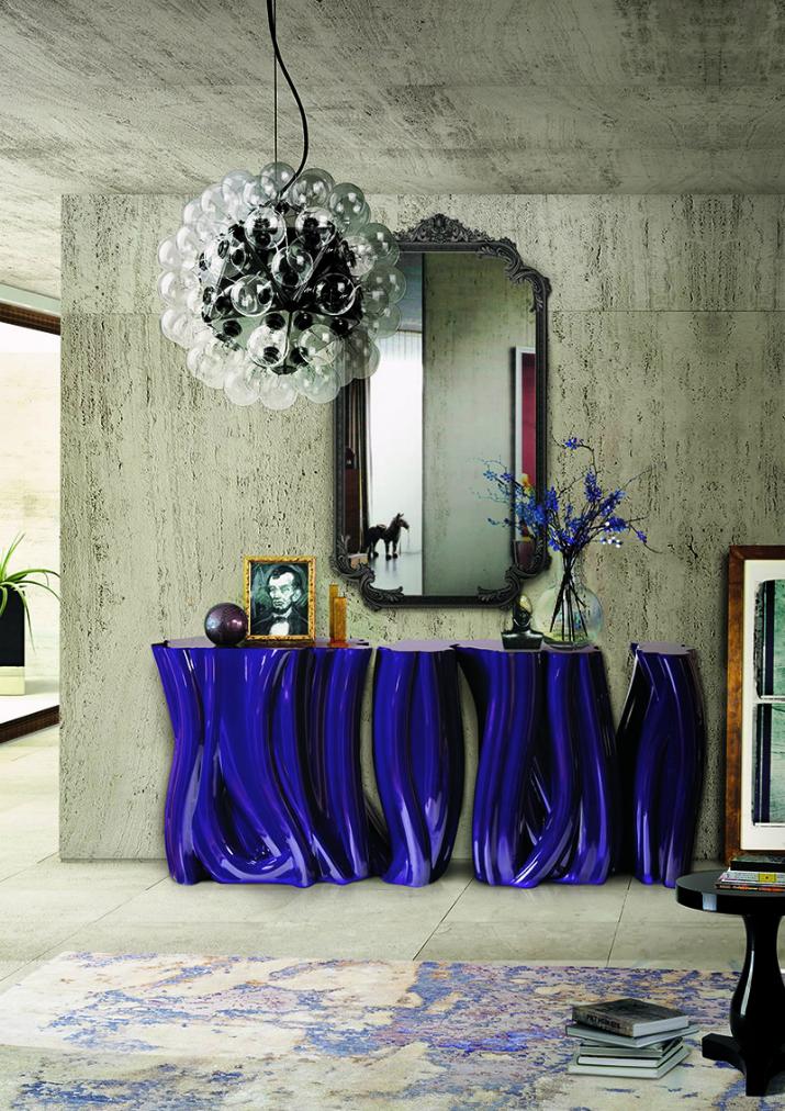 6 miroirs Comment placer un miroir dans un hall d'entrée? 66