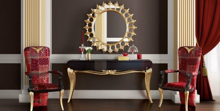 8 miroirs Comment placer un miroir dans un hall d'entrée? 82