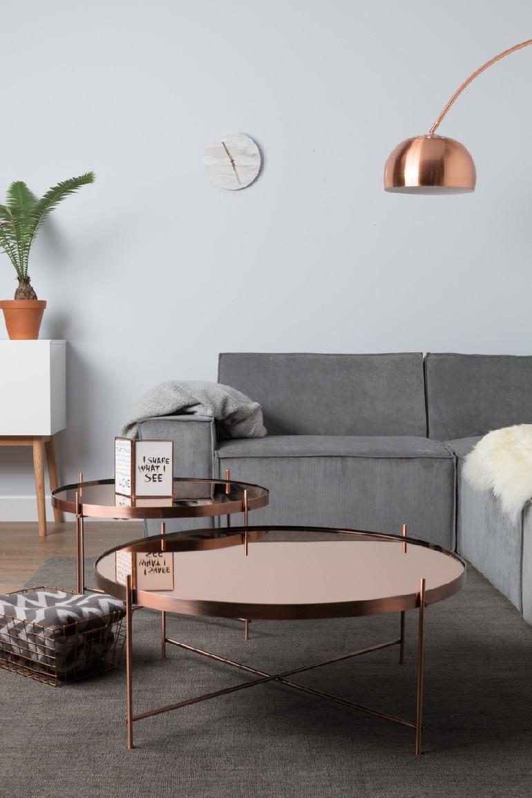 10-graceful-living-room-ideas-with-copper-details-Copper-coffee-table-design détails en cuivre 10 idées gracieuses avec des détails en cuivre 10 graceful living room ideas with copper details Copper coffee table design
