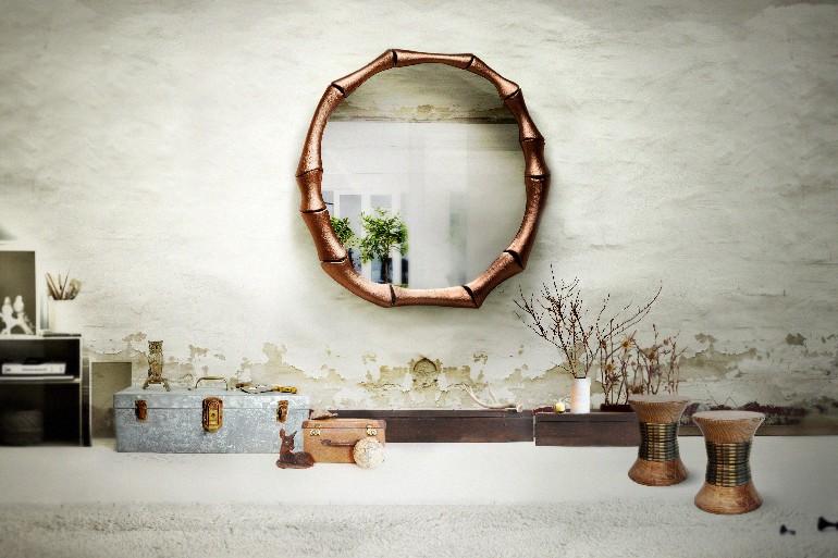 10 idées gracieuses avec des détails en cuivre4 détails en cuivre 10 idées gracieuses avec des détails en cuivre 10 graceful living room ideas with copper details brabbu 3