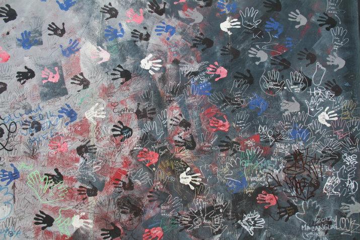 LA VILLE DE L'ART DE LA RUE : PROJET DE VIE BLEU l ́art de rue decorations LA VILLE DE L'ART DE LA RUE : PROJET DE VIE BLEU 313
