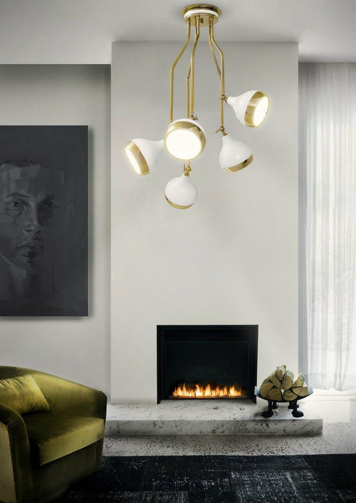 Plafonniers classiques pour créer un fantastique salon Plafonniers clasiques Plafonniers classiques pour créer un fantastique salon 46