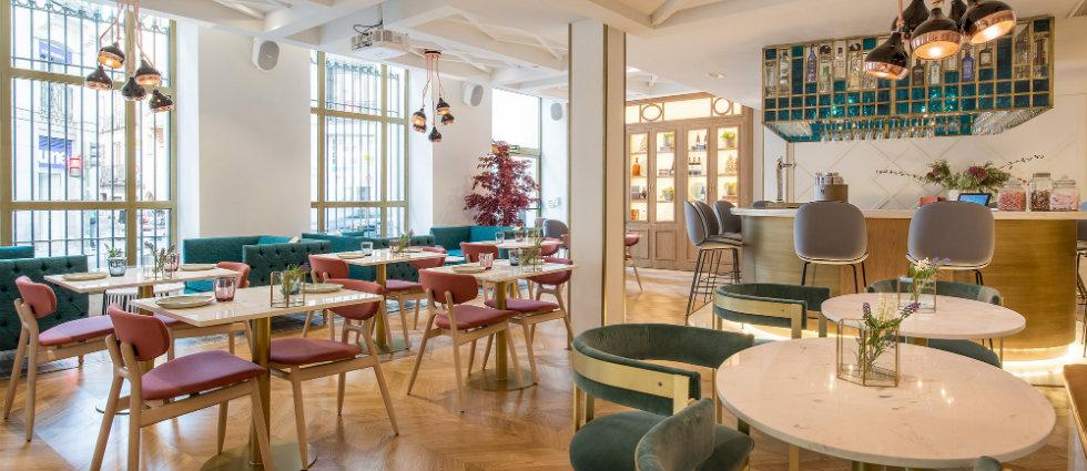 hôtel vincci centrum Hotel Vincci Centrum Madrid CAPA1