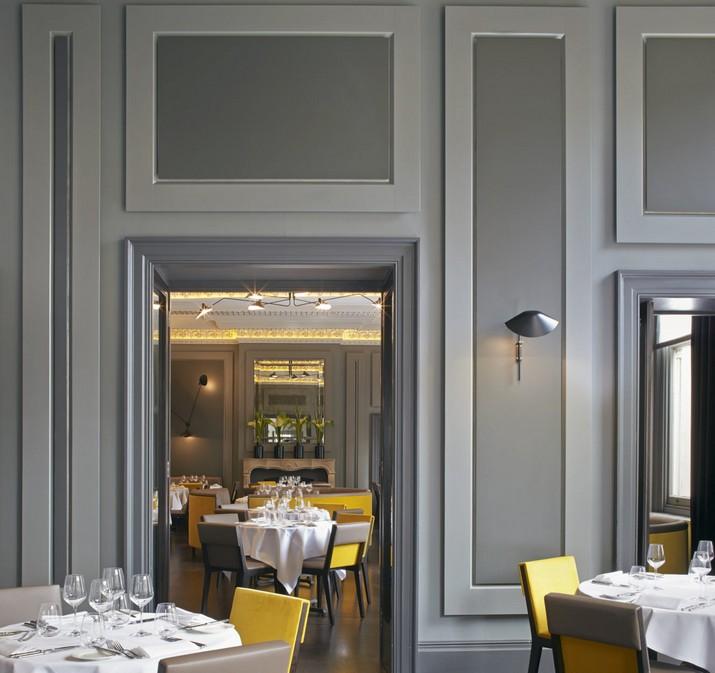 Un restaurant incroyable avec un design parfait.  restaurant incroyable Un restaurant incroyable avec un design parfait Image000011