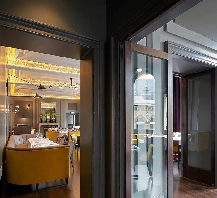 Un restaurant incroyable avec un design parfait.  restaurant incroyable Un restaurant incroyable avec un design parfait Image000031