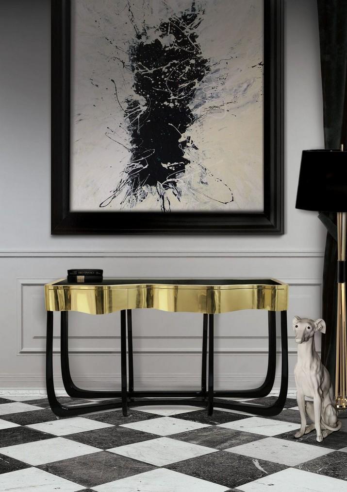 5 idées de Tables console moderne pour votre décoration  Tables console moderne 5  idées de Tables console moderne pour votre décoration Image000032