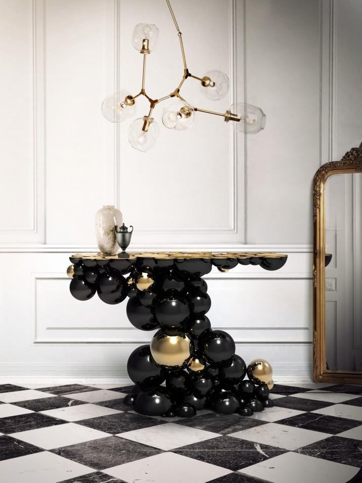 5 idées de Tables console moderne pour votre décoration  Tables console moderne 5  idées de Tables console moderne pour votre décoration Image000042