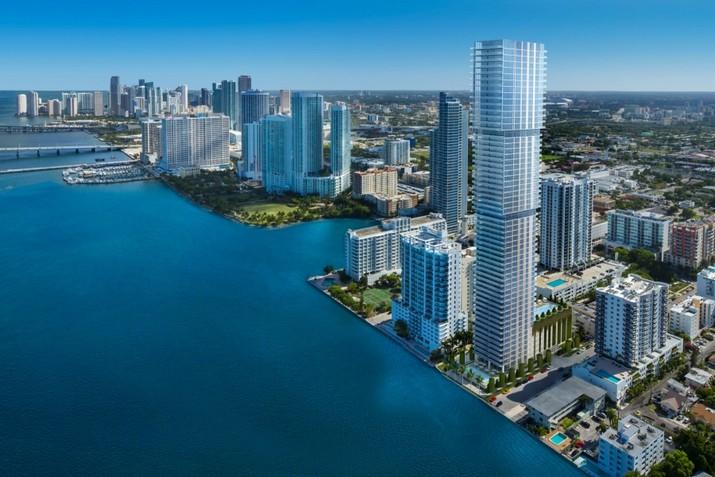 Nouveau design de Jean Louis Denoit à Miami