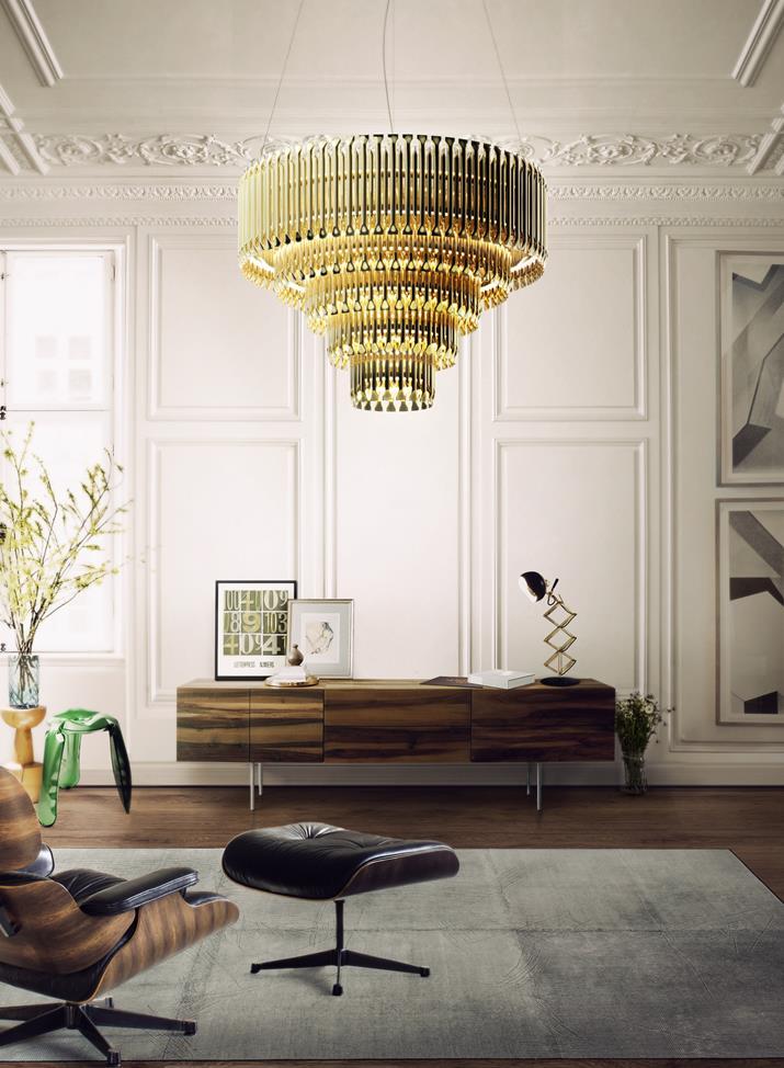 Top 5 Lustres d'avoir dans votre salon