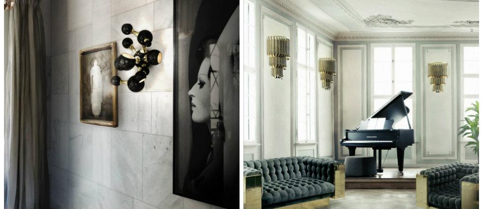 éclairage mural intérieur Sélection Phénoménal d'éclairage mural pour une décoration chic capa1