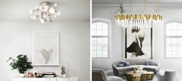 lustres pendentes Top 5 Lustres d'avoir dans votre salon capa3 710x315