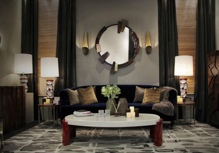 5 fabuleuse id es de meubles design pour un s jour de luxe for Idee ameublement sejour