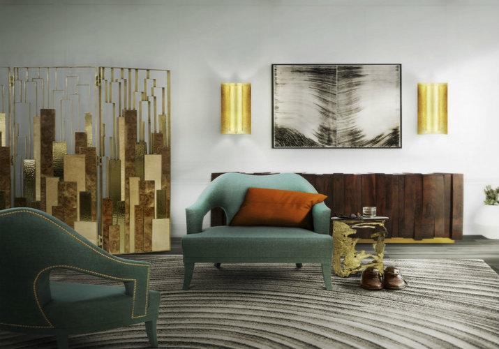 5 Fabuleuse idées de meubles designpour un séjour de luxe2