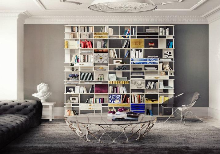 5 Fabuleuse idées de meubles designpour un séjour de luxe3