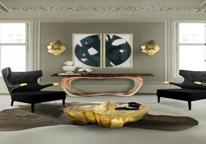 5 Fabuleuse idées de meubles designpour un séjour de luxe4