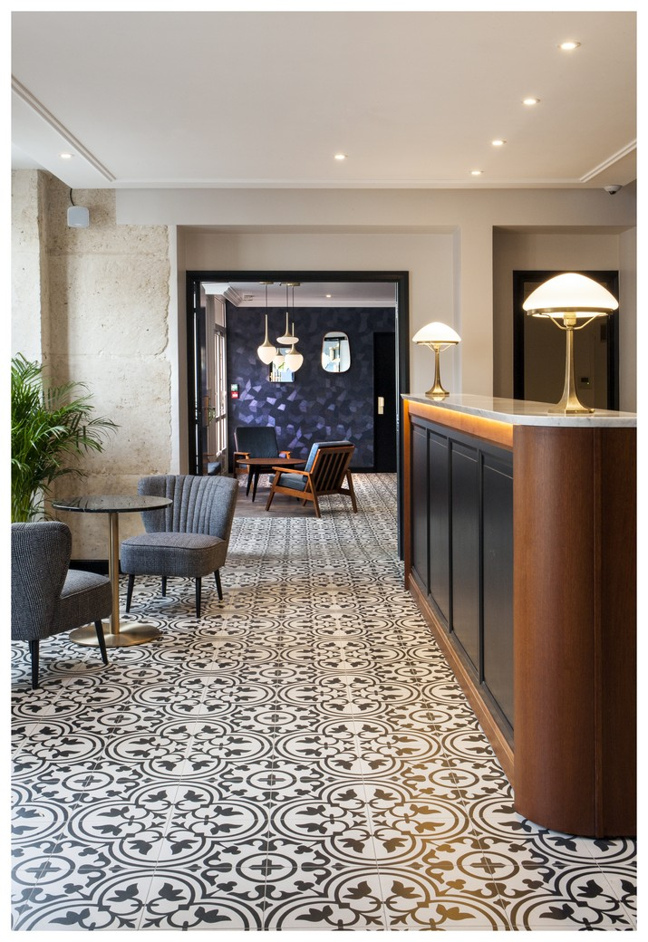 Hôtel André Latin – Un Héritage de Passion L'Hôtel André Latin Hôtel André Latin – Un Héritage de Passion Image00016