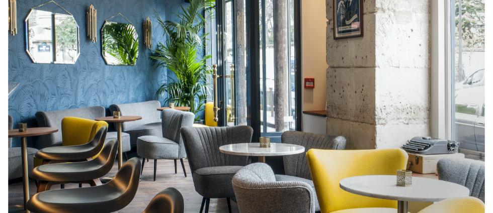 Suivez-nous sur Facebook, Twitter et Pinterest. Á lire également: l'hôtel Idol à Paris , Hotel Vincci Centrum Madrid L'Hôtel André Latin Hôtel André Latin – Un Héritage de Passion capa2