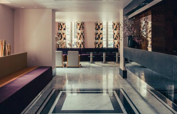l 39 h tel saint marc a paris a t renov. Black Bedroom Furniture Sets. Home Design Ideas