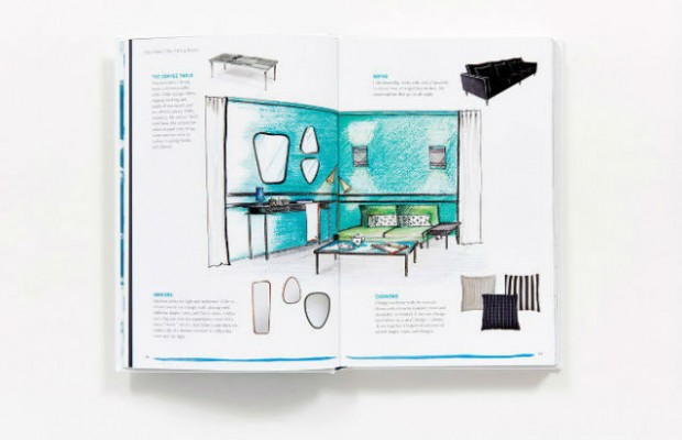 le nouveau livre de d coration d 39 int rieur de sarah lavoine. Black Bedroom Furniture Sets. Home Design Ideas