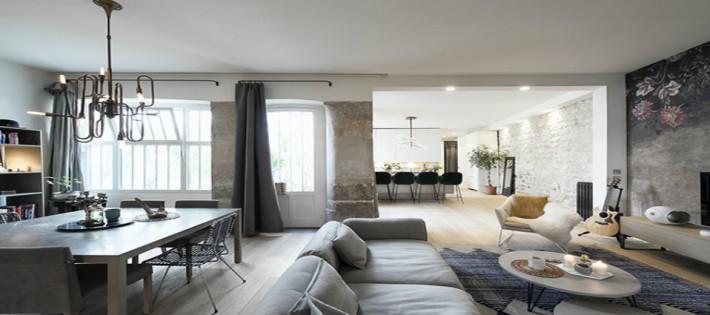 10 Sur Dix , un studio magnifique à Paris