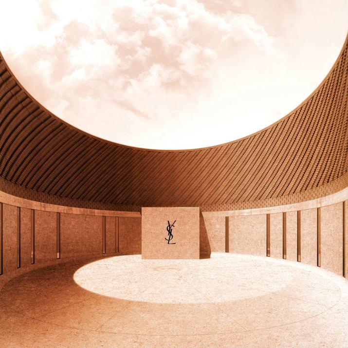 Musée à Marrakech yves saint laurent Musée Yves Saint Laurent à Marrakech par Studio KO 10