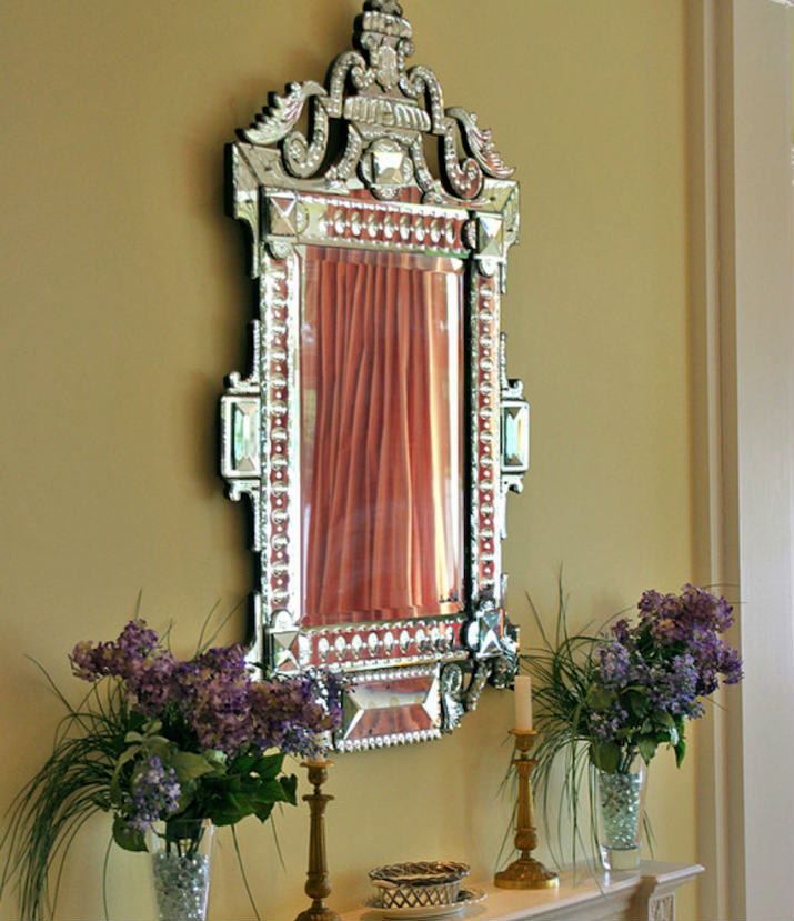 Miroir Vénitien Miroirs Vénitiens 7 Miroirs Vénitiens Sensationnels pour le Salon 8