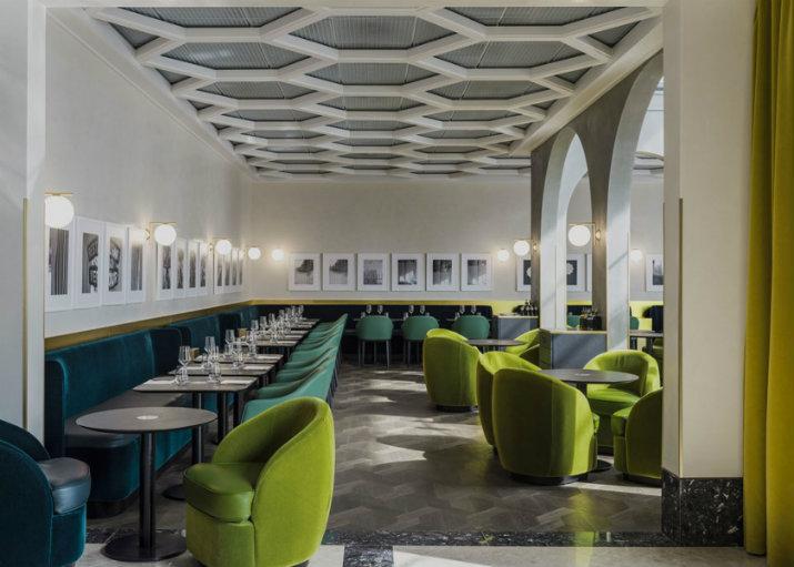bars et restaurants India Mahdavi Les meilleurs bars/restaurants par India Mahdavi 81