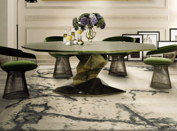 Bonsai  table Table de Noël – Des idées pour décorer votre salle à manger Bonsai Dining Table