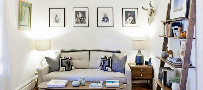 des idees pour rendre un petit salon plus luxeux