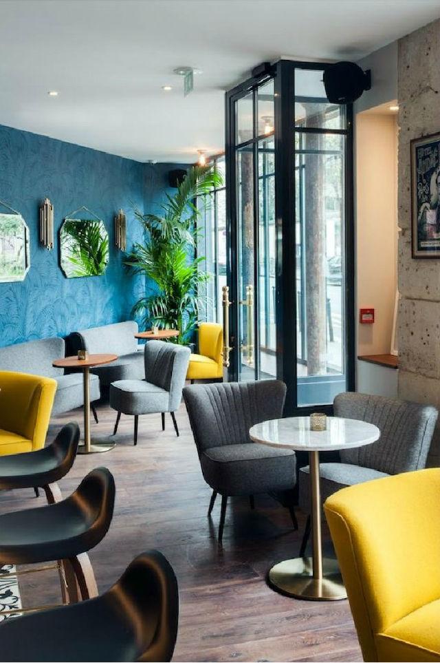 5 places où séjourner pendant Maison et Objet 2017 Maison et Objet 2017 5 places où séjourner pendant Maison et Objet 2017 Get Inspired By The Andr   Latin Hotel Interior in Paris 6