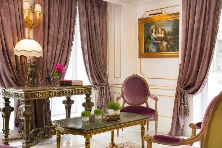 Hôtel de l'Académie à Paris Hôtel de l'Académie à Paris Hôtel de l'Académie à Paris Image000023