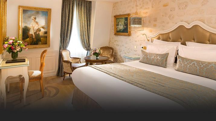 Hôtel de l'Académie à Paris Hôtel de l'Académie à Paris Hôtel de l'Académie à Paris Image000033