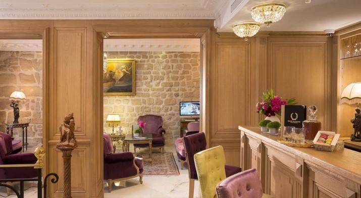 Hôtel de l'Académie à Paris Hôtel de l'Académie à Paris Hôtel de l'Académie à Paris Image000053