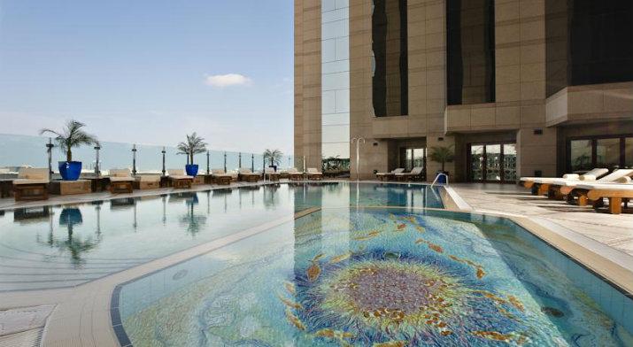 projets d 39 hotel de luxe par architectes int rieurs city palace interio. Black Bedroom Furniture Sets. Home Design Ideas