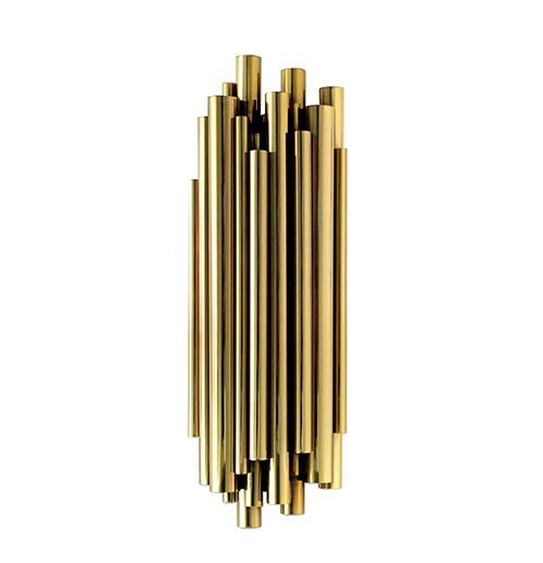 Des pièces de decoration de luxe inspirées para Stephen Gordon decoration de luxe Des pièces de decoration de luxe inspirées para Stephen Gordon brubeck wall lamp detail 01
