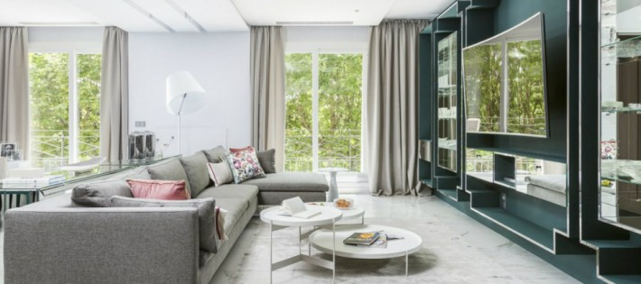 maison moderne Une maison moderne et parfaite à Paris capa1 710x315