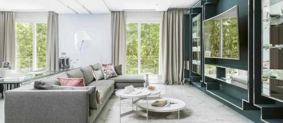 maison moderne Une maison moderne et parfaite à Paris capa1