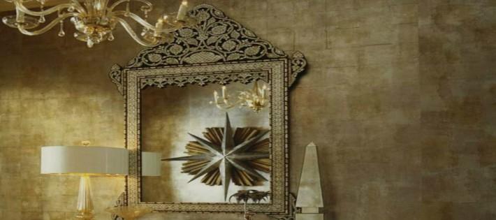 7 Miroirs Vénitiens Sensationnels pour le Salon