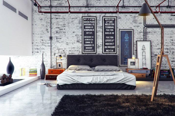 style-industriel-7 Style Industriel Style Industriel, Les Plus Belles Inspirations style industriel 7