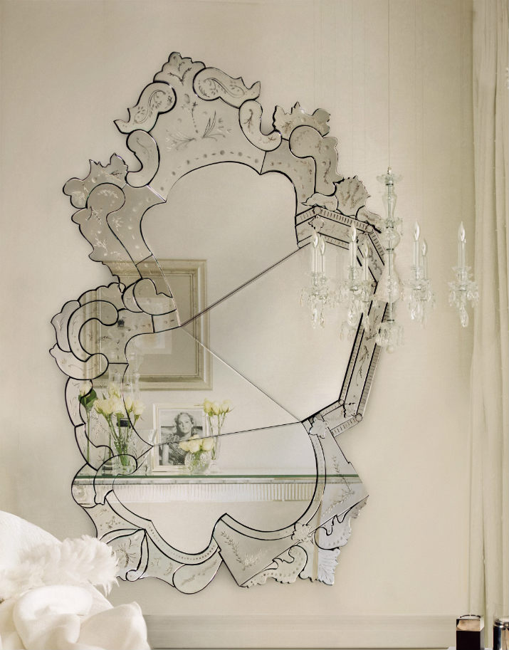 Venice Mirror Miroirs Vénitiens 7 Miroirs Vénitiens Sensationnels pour le Salon venice 1